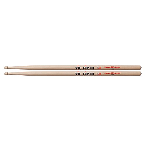 (Vic Firth X8D Extreme 8D Wood Tip Drumsticks)