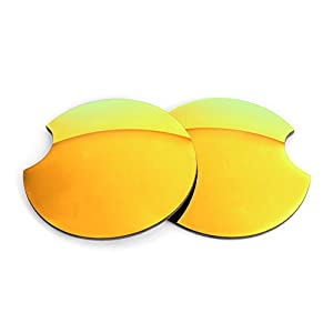 FUSE+ Lenses for Snapchat Spectacles Cascade Mirror Polarized Lenses