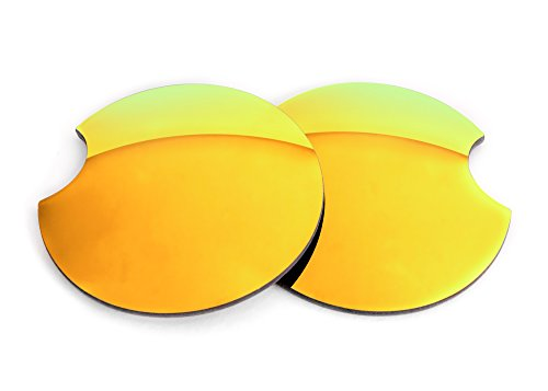 FUSE+ Lenses for Snapchat Spectacles Cascade Mirror Polarized - Sunglasses Snapchat