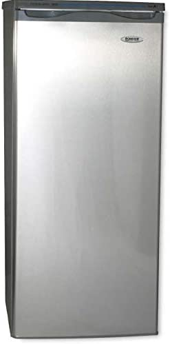 ROMMER Congelador vertical Look inox A+ Cv22: Amazon.es: Grandes ...