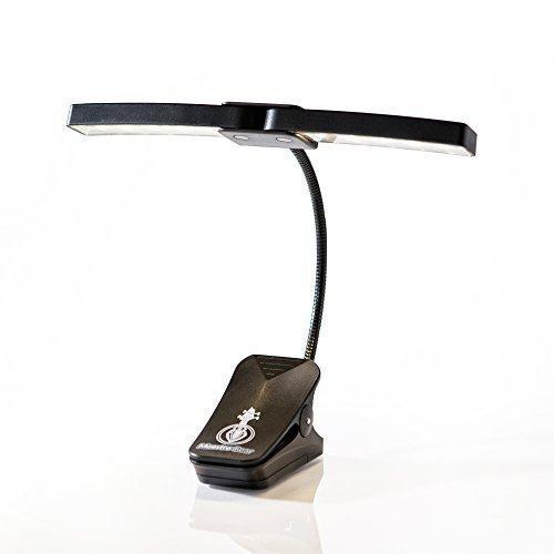 MAESTRO GEAR 10 LED Clip On Music Stand Light / Orchestra La