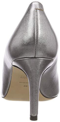 Mayfair silver lam 70 Pump Femme Escarpins Argenté 049 Hugo 7OgRw