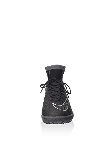 Proximo Mercurialx Football Tf Nike Ii Chaussures Noir dark black De black Homme Grey UxwYRYd