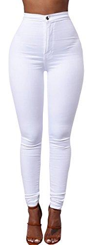 New Makkrom Women's High Waist Pocket Jogger Pants 4 Colors (X-Large, multicolored) hot sale