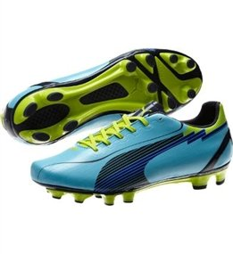 Puma Women's Evospeed 4 FG Soccer Cleats