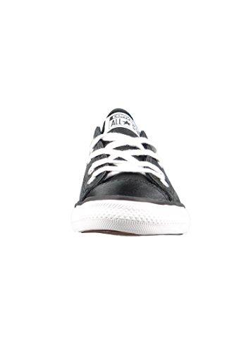 Low Star Dainty noir Taylor de All Chuck Ox à Converse Blanc Chaussure Black pied course qxUcvz8