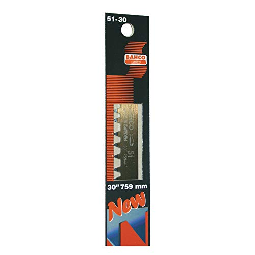 (Bahco 51-30 Bow Saw Blade, 30-Inch, Dry Wood)