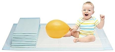 Vidima Wickelunterlage 40x60 cm   1 Probierexemplar   6-lagige saugstarke Babyunterlage aus Zellstoff   hautfreundlich & rutschhemmend   unterverpackte Einmalunterlage für Kleinkinder & Säuglinge