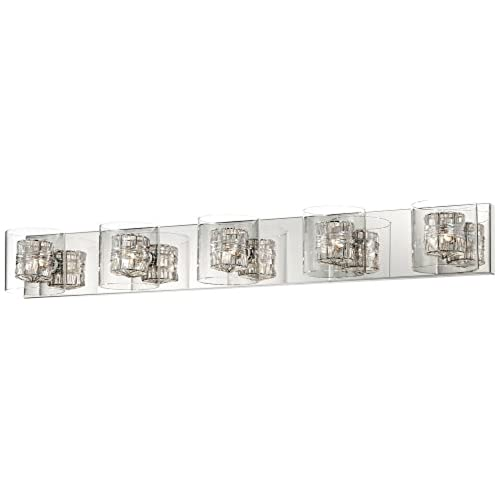 Low Cost Possini Euro Design Wrapped Wire 39 Wide Bathroom Light