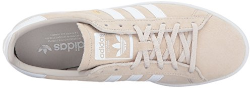 Originalscampus Adidas W Clear White Campus white Brown Femme crystal 4qxTdfwrq