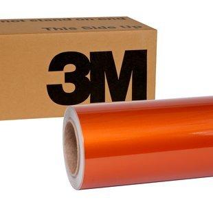 VViViD 3M Gloss Liquid Copper Vinyl Film Wrap 12