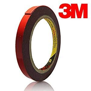 3 M CSR ZB143 10 mm Double Sided Tape
