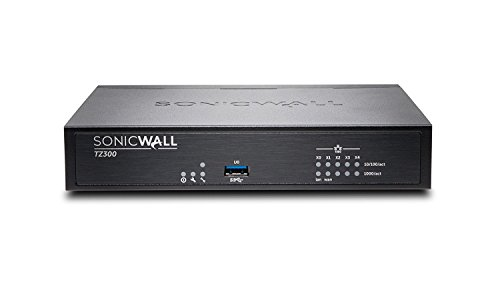 Dell SonicWALL TZ300 - security appliance