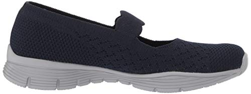 Skechers Damen Seager Power Hitter Mary Jane Halbschuhe