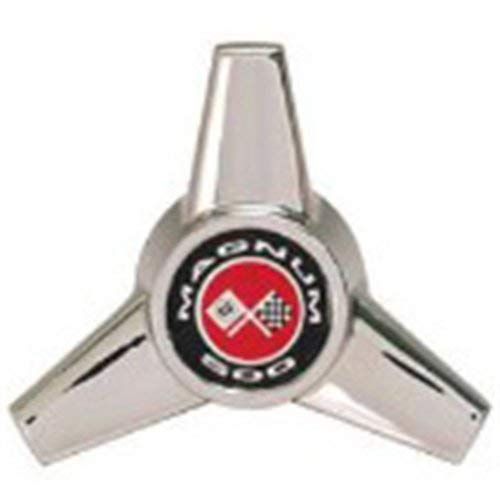 (MUSTANG SCOTT DRAKE WHEEL CENTER CAP SPINNER MAGNUM 500 SET 1969-1973)
