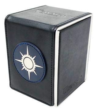 Ultra Pro 100ct Alcove Flip Deck Box MTG Guilds of Ravnica Orzhov by Ultra Pro