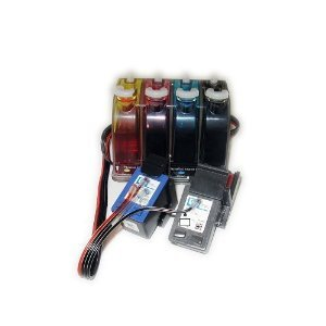 FantasyBuy CIS(Continuous Ink System) for HP printers wit...