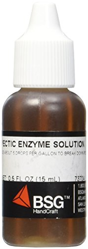 BSG HandCraft Liquid Pectic Enzyme 0.5 oz.