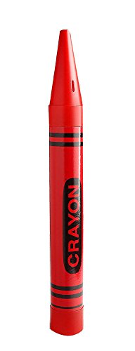 Universal Affect - Large Crayon Coin Savings Bank - Dimensions are approximately 22.5