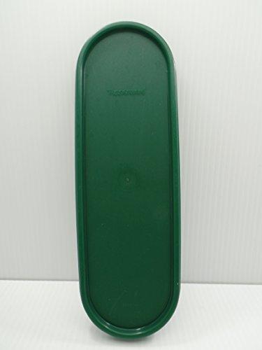 Tupperware 2402 2402A Modular Mates Replacement Seal Lid in Hunter Green -  Tupperware 2402 Green