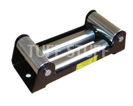 "Tuff Stuff Winch Roller Fairlead For Steel Cable- 10"" Bolt Pattern"