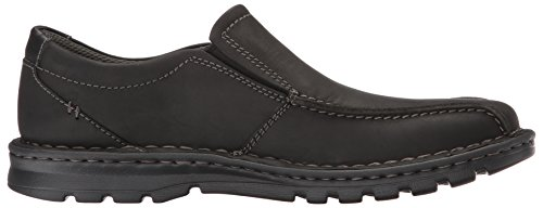 419e9CKDtkL Clarks Men's Vanek Step Slip-on Loafer, Black Leather, 10 M US