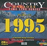 The Best of 1995 Country Karaoke Time Line Series 80135