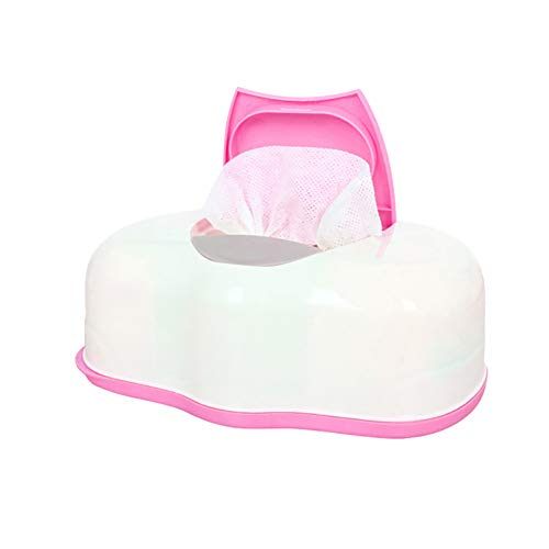 Infgreate Travel Storage Bag Gift Home Car Press Pop-up Automatic Baby Wipes Wet Tissue Box Case Holder Organizer