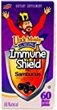 Uncle Moishy Immune Shield With Sambucus – 60 Jellies For Sale
