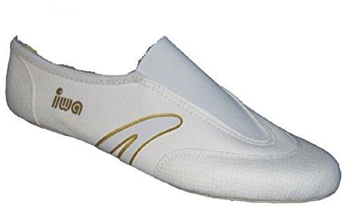 IWA 508 Trampolin Schuhe weiß