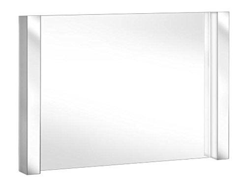 Keuco Lichtspiegel Elegance 11698, Beleuchtung weiß/weiß, 950 x 635 mm, 11698012500