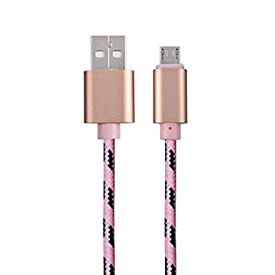 Earldom 1M Micro USB Charging Cable for Tablet Cell Phone