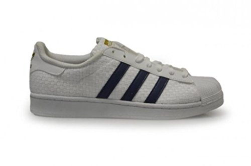 Adidas Superstar-uk 11,5 | Eur 46 2/3 | Ons 12