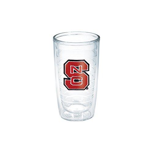 Tervis North Carolina State University Emblem Individual Tumbler, 16 oz, Clear - 1006778 (Nc University State)