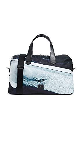 Paul Smith Men's Photo Print Holdall Duffel Bag, Print, One Size