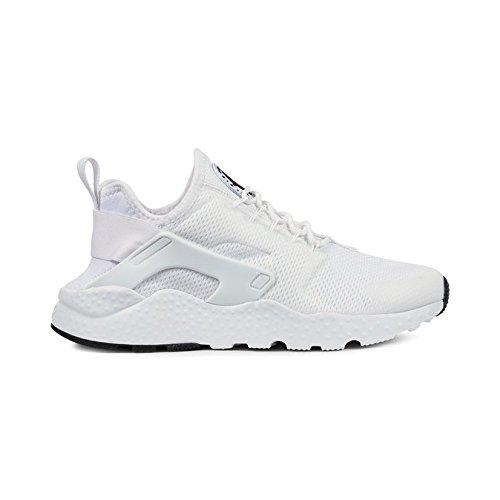 huge selection of e8b4f 27bfd Galleon - Nike Air Huarache Run Ultra Women s Running Shoes White White- White-Black 819151-102 (11 B(M) US)