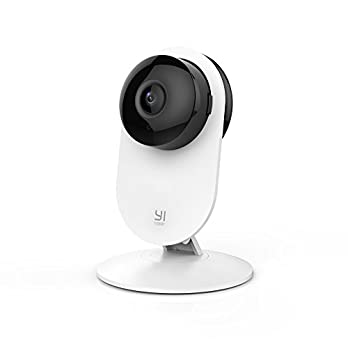 YI 1080p Home Camera, Indoor 2.4G IP Security Surveillance System with 24/7 Emergency Response, Night Vision for Home/Office/Baby/Nanny/Pet Monitor with iOS, Android App – Cloud Service Available