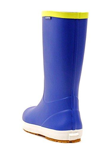 Luckers Womens Trendy Pliable Wellies Bottes De Pluie Bleu Marine