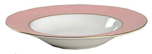 Royal Worcester - Ventura Rose (Pink) - Soup Bowl