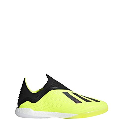 Solar Indoor adidas Core White Soccer X Ftwr Men's Black Shoes Yellow 18 Tango Ix0qOTw60a