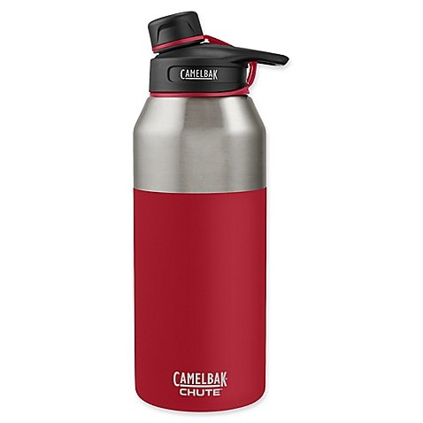 CamelBak Chute 40-Ounce Vacuum Insulated Stainless Water Bottle in Red by CamelBak®