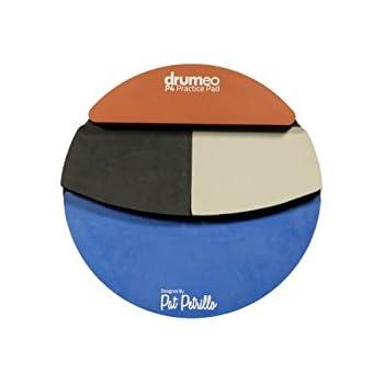 Drumeo P4 Practice Pad - The Best Drum Practice Pad On The Planet