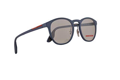 Prada PS05HV Eyeglasses 51-20-145 Opal Avio Rubber w/Demo Clear Lens VHE1O1 VPS 05H PS 05HV ()