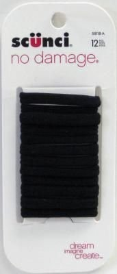 Image Unavailable. Image not available for. Color  Scunci No Damage  Elastics Soft ... 9acfab1ebc7