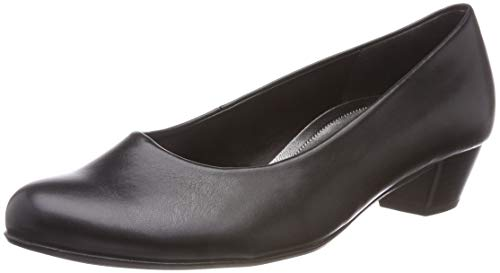 Donna Gabor Comfort schwarz Nero Scarpe Tacco 51 Con Basic CxSxRwznqA