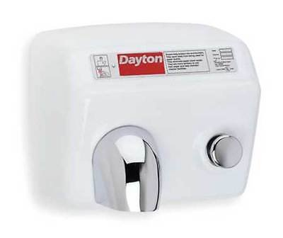 Dayton 4ZA65 Hand Dryer, 208/230 V by Dayton
