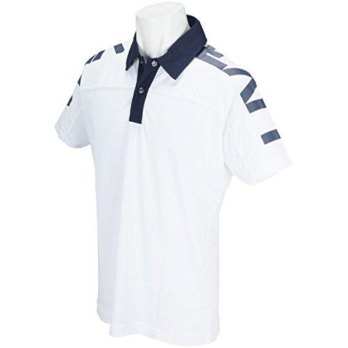 ポロシャツ メンズ ビバハート VIVA HEART 2018 春夏 ゴルフウェア M(48) ホワイト(005) 011-2744281