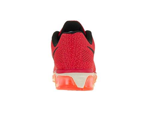 Nike Air Max Thea Prm Nero / Nero / Antracite Scarpa Da Corsa 10 Us Università Rosso / Nero-iper Arancio-volt