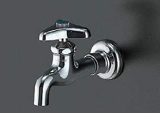 TOTO 水栓金具【T23AE20】 送り座付き横水栓 鉛低減 [20mm]