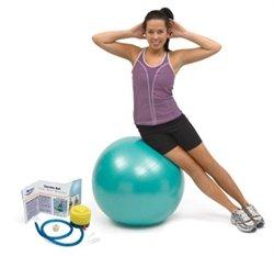 Cheap North Coast Medical NC50101 Norco Exercise Ball, 55 cm.